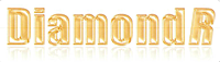 DiamondR logo