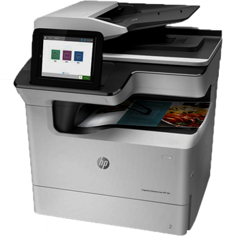 HP PageWide mfp 780dns